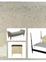 Image for 3 Schemes For Blue Oushak Rugs Mix Safe And Daring Styles