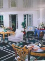 Image for Timeless Fashion with Geometric Rugs by 7 Legendary Decorators