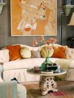 Image for Why Color Fanatics Win: 10 Eye Catching Colors with Decorator Rugs
