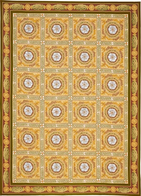 Federal Rugs, Empire Rugs, Neoclassical Rugs, Directoire Rugs, Needlepoint rugs