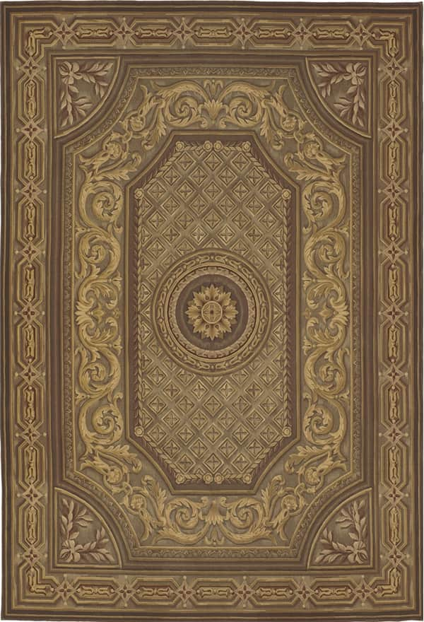 Federal Rugs, Empire Rugs, Neoclassical Rugs, Directoire Rugs, Aubusson rugs