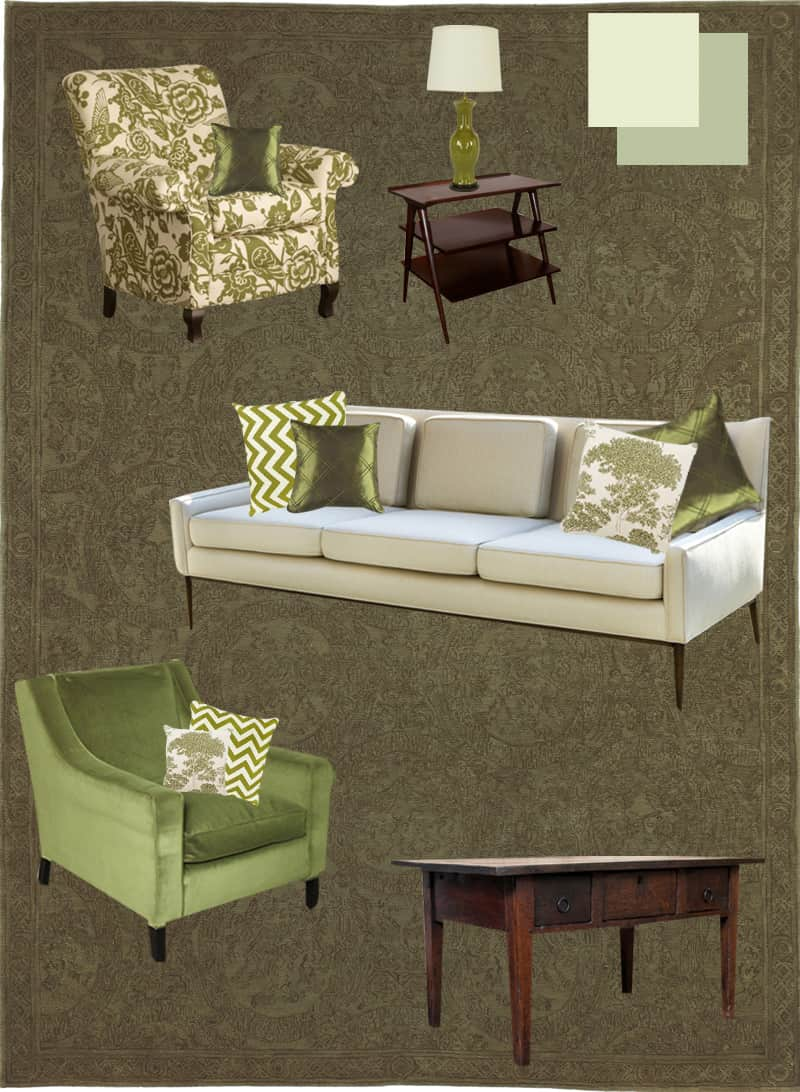 Green rugs, damask rugs, rugs green, green and brown rugs, brown and green rugs