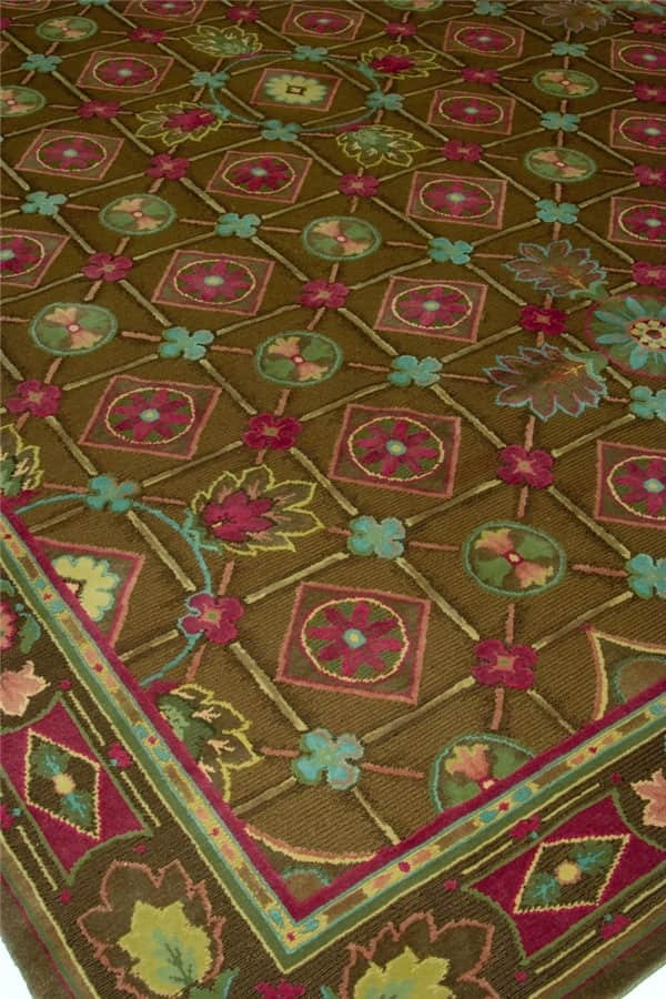 Federal Rugs, Empire Rugs, Neoclassical Rugs, Directoire Rugs, Savonnerie rugs