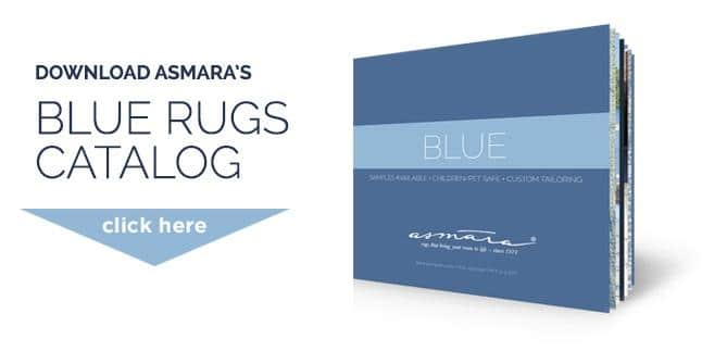 Download Asmara's Blue Rugs Catalog