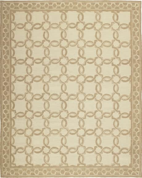 geometric rugs, needlepoint rugs, cream and beige rugs, cream and beige geometric rugs