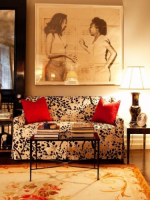 Image for How to Add Glamour to Contemporary Décor with Aubusson Rugs: 4 Tips