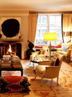 Image for Learn How Kate Spade Added Glamour to Home with Aubusson Rugs