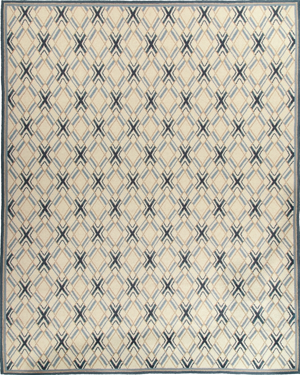 Needlepoint rugs, needlepoint rugs for sale, needlepoint rug, blue and white needlepoint rugs