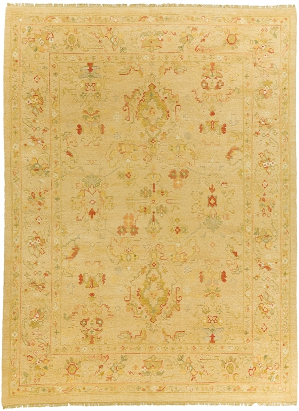 Orange rugs, orange rugs for sale, orange oushak rugs, coral rugs, Oushak rugs