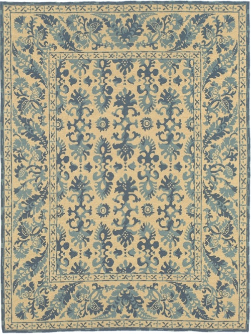 blue rugs, blue rugs for sale, blue and white rugs, blue needlepoint rugs