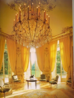 Image for How to Design Glamorous Rooms with Aubusson Rugs in Yellow and Gold