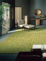 Image for How to Design Stylish Zen-Like Spaces with Green Rugs