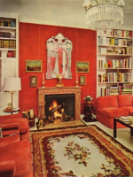 Image for How to Bring Distinction to Home Libraries with Aubusson Rugs