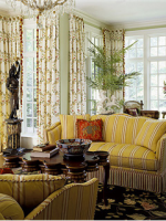 Image for Needlepoint Rugs Make it Easy to Design Sunny Rooms