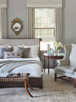 Image for Oushak Rugs Promote Restful Sleep: 5 Chic Bedrooms