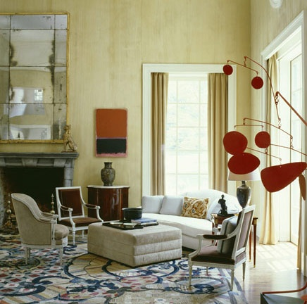 How To Add Style And Romance To Neutral Rooms With Aubusson Rugs