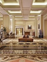 Image for Why Savonnerie Carpets Adorn The Worlds Grandest Hotels