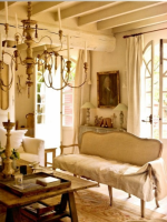 Image for Aubusson Rugs: 4 Chic Rooms by Top Designers