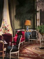 Image for Red Aubusson Rugs Bring the Look of Power to 5 Interiors