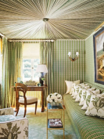 Image for Chic Green Rugs Bring a Luxurious Feeling to Rooms