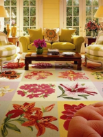 Image for Needlepoint Rugs Make it Easy to Mix Antique with Modern