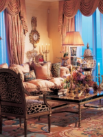 Image for 5 Opulent Interiors with Aubusson Rugs and Savonnerie Carpets