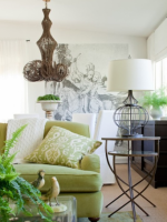 Image for Green Rugs Bring Chic Style and Soothing Calm to 3 Interiors
