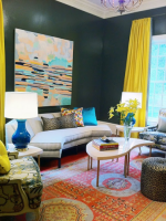 Image for Orange Rugs: 3 Stunning Interiors Show How to Decorate