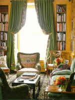 Image for Green Rugs Add Freshness and Style to 4 Interiors