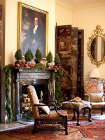 Image for Red Rugs Bring Holiday Cheer and Glamour: 4 Stylish Rooms