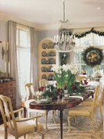 Image for 3 Glamorous Holiday Interiors Enriched by Aubusson Rugs