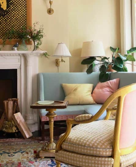 14 Gorgeous Interiors: How to Pair Bold Colors with ...