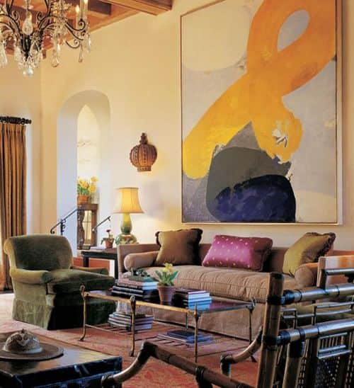 24 Chic Rooms How To Mix Bold Colors Patterns And