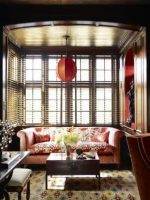 Image for 24 Chic Rooms: How to Mix Bold Colors, Patterns and Decorative Rugs