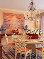 Image for Pinterest Top 40 Colorful Beach House Interiors with Decorative Rugs