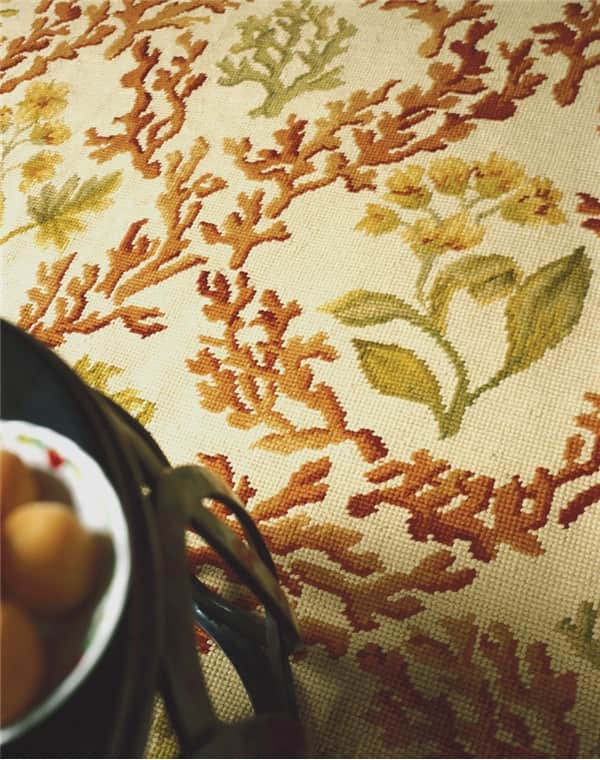 Needlepoint rugs, needlepoint rugs for sale, floral needlepoint rugs