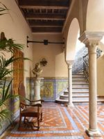 Image for Europe's It Designer Renews 16th Century Palace with Decorative Rugs