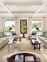 Image for Architectural Digest June 2014: 19 Best Rooms with Decorative Rugs