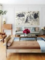 Image for Pinterest's 7 Top Family Rooms Are Enhanced by Chic Decorative Rugs