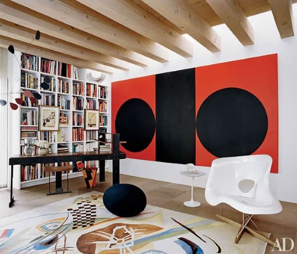 contemporary-rug-charles-churchward-santa-fe-library-architectural-digest-october-2014