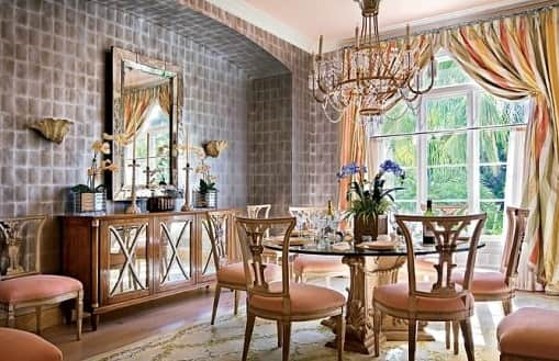 decorative-rug-floral-rug-dining-room-palm-beach-mario-buatta-architectural-digest-1