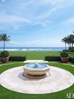 Image for David Easton Modernizes 1920's Palm Beach Mansion with Floral Rugs