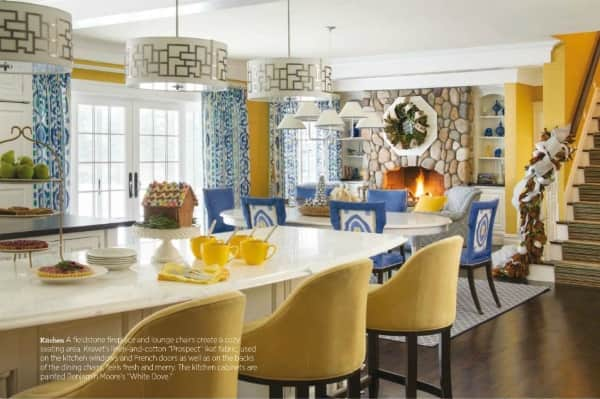 blue-rug-yellow-kitchen-dover-massachusetts-holiday-decor-gerald-pomeroy-traditional-home-November-2014