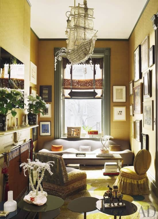 green-rug-contemporary-office-library-muriel-brandolini-new-york-city-architectural-digest