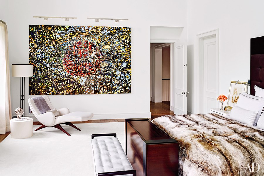 contemporary-rug-white-rug-master-bedroom-Tommy_Mottola-Thalia-greenwich-home-architectural-digest-february-2015