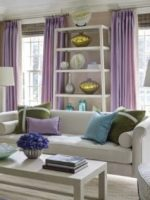 Image for 14 Living Rooms Enlivened for Spring with Colorful Contemporary Rugs