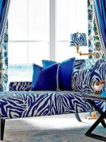 Image for 19 Glamorous Ways to Decorate with Blue Rugs