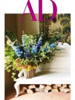 Image for Architectural Digest September 2015: 7 Best Rooms with Decorative Rugs
