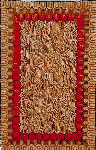 american-hooked-rug-red-and-gold-hooked-rug-19th-century-metropolitan-museum-number-68.129.1