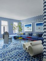 Image for Elle Decor November 2015: 7 Best Rooms with Designer Rugs